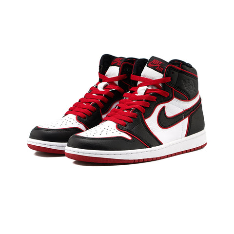 Air Jordan 1 Retro High OG (Black/Gym Red-White)