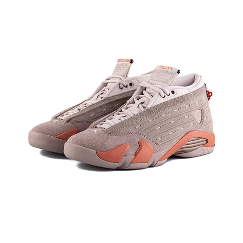 Air Jordan 14 Low SP (Sepia Stone/Terra Blush)