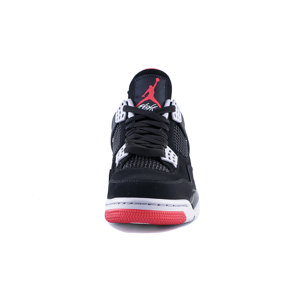 huge discount 99776 b2967 ... Air Jordan 4 Retro (Black Fire Red-Cement Grey). 1
