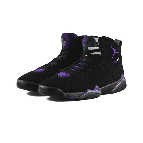 Air Jordan 7 Retro (Black/Field Purple-Fir)