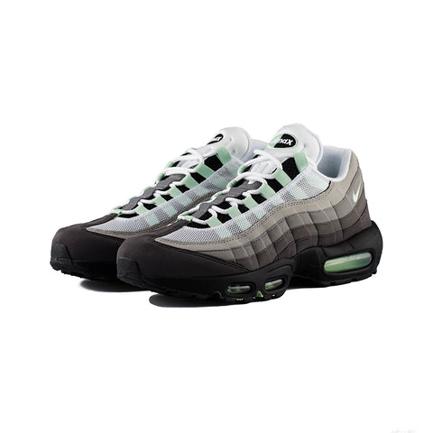 Nike - Air Max '95 (White/Fresh Mint-Granite-dust)