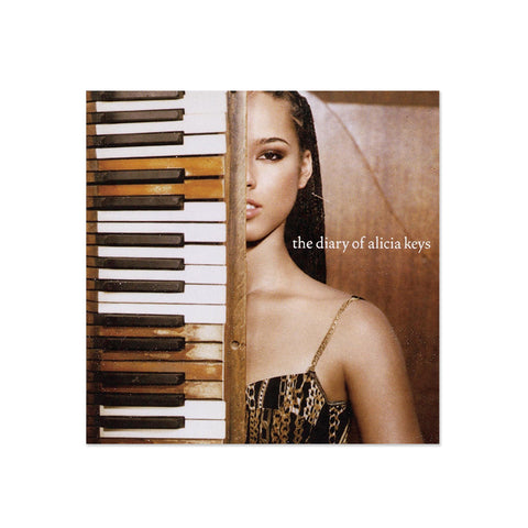 Alicia Keys - the diary of alicia keys (LP)