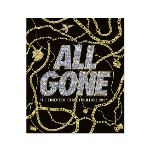 All Gone - The Finest Of Street Culture 2017 (Cuban Linx Black)