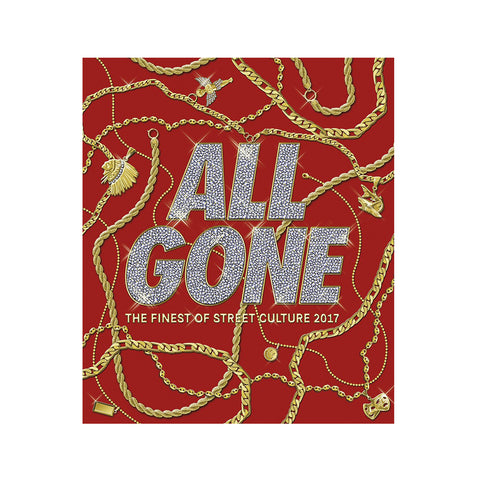 All Gone - The Finest Of Street Culture 2017 (Cuban Linx Red)