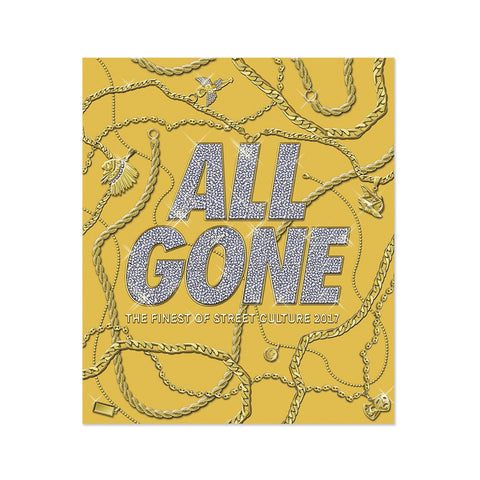 All Gone - The Finest Of Street Culture 2017 (Cuban Linx Gold)