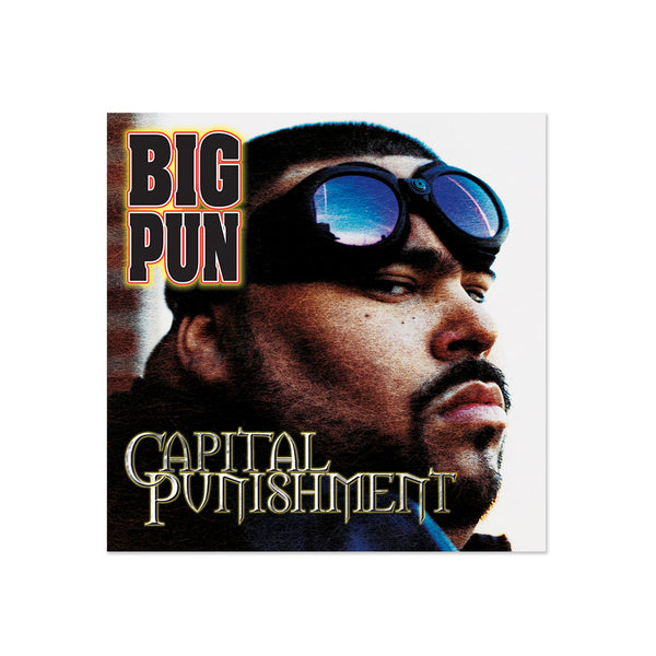 Big Pun - Capital Punishment (LP)