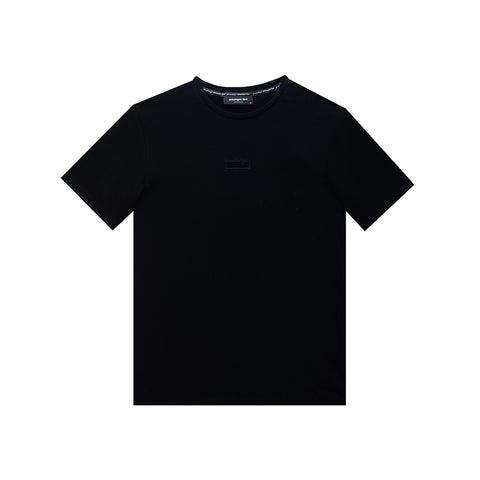 amongst few - Bold Logo T-Shirt (Black)