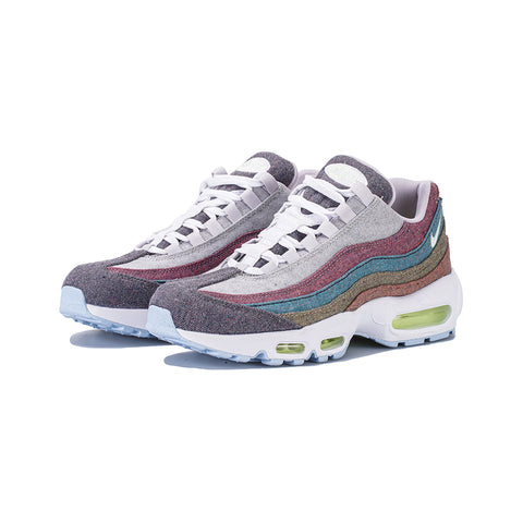 Nike - Air Max 95 (Vast Grey/White-Barely Volt)
