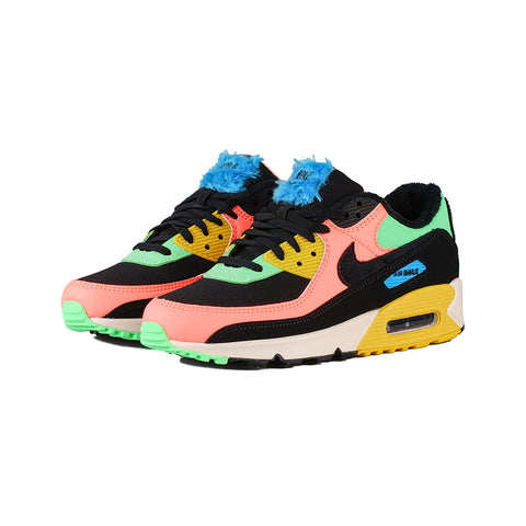Nike - W Air Max 90 PRM (Atomic Pink/Black-Laser Blue)