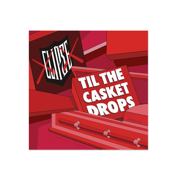 Clipse - Til the Casket Drops (LP)