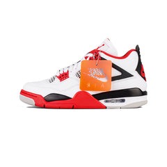 air jordan 4 rouge feu