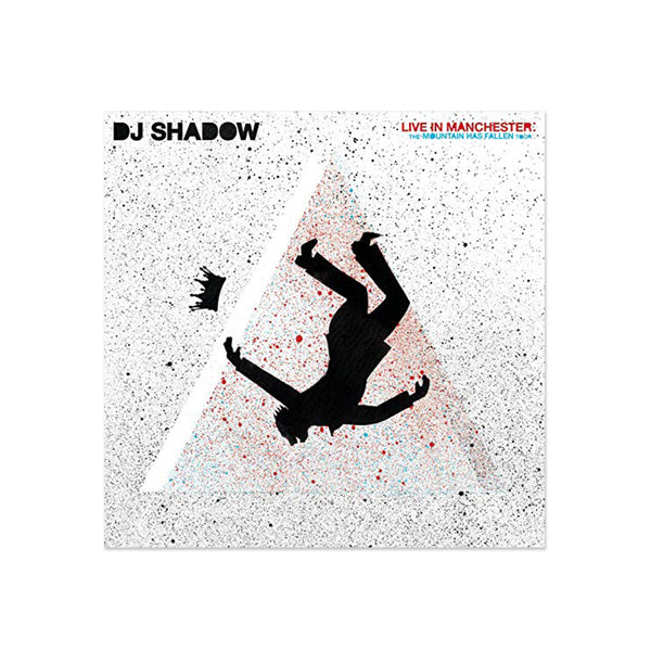 DJ Shadow - Live in Manchester: The Mountain Has Fallen Tour (LP)