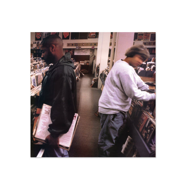 DJ Shadow - Endtroducing... (LP)