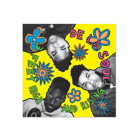 De La Soul - 3 Feet High and Rising (LP)