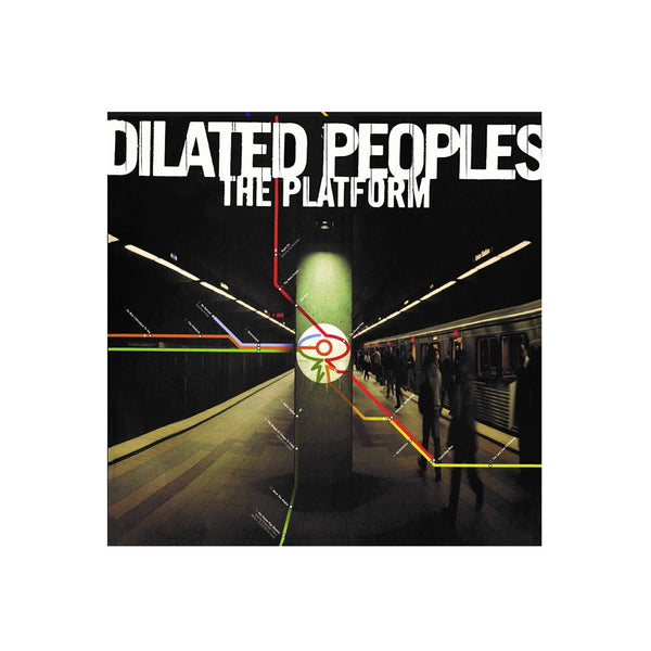 Dilated Peoples - The Platform (LP)