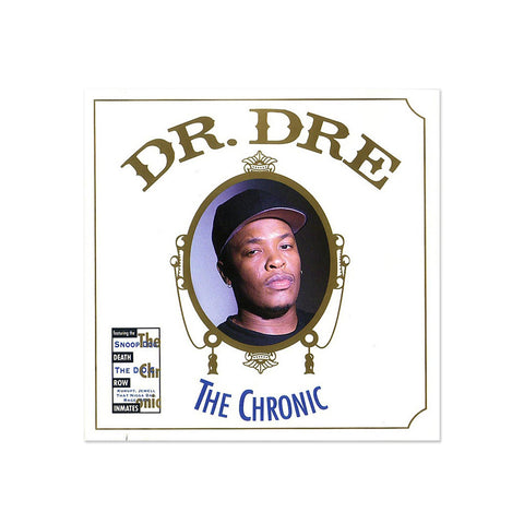 Dr. Dre - The Chronic (LP)