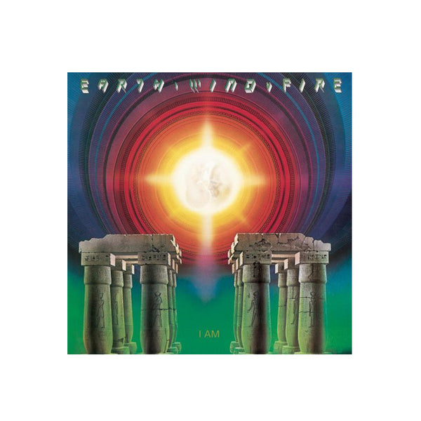 Earth Wind & Fire - I am (LP)