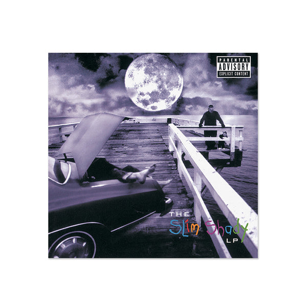 Eminem - The Slim Shady (LP)