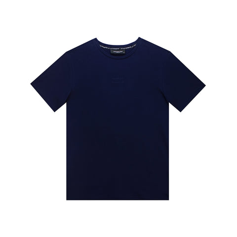amongst few - Bold Logo T-Shirt (Navy)