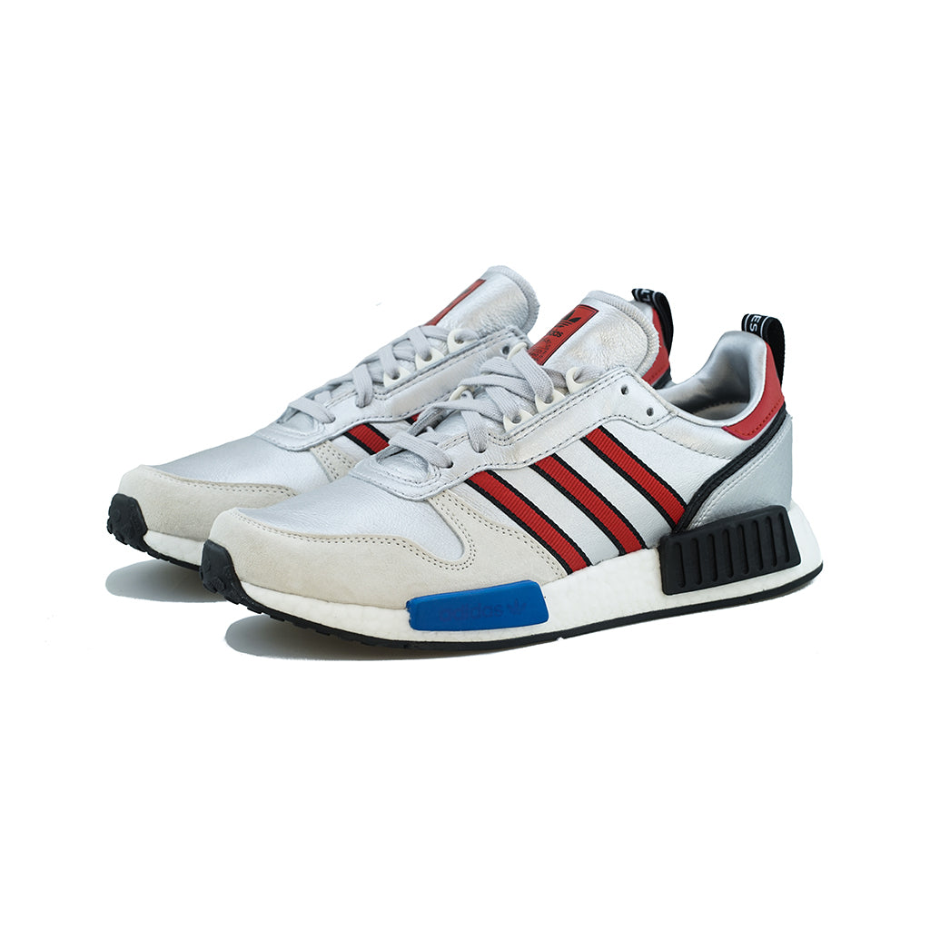 brand new 0ac79 0aa98 adidas Originals - Rising Star x R1 (Silver)
