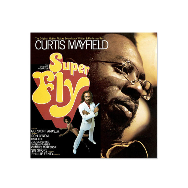 Curtis Mayfiled - Super Fly (LP)