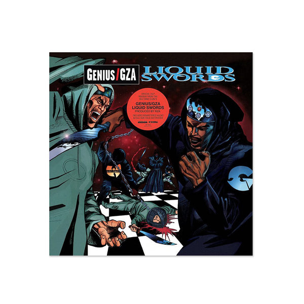 GZA - Liquid Swords (LP)