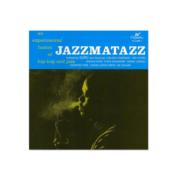 Guru - Jazzmatazz Vol. 1 (LP)