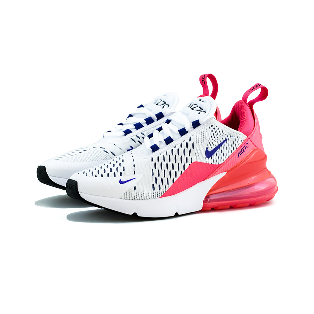 Nike - W Air Max 270 (White Ultramarine-Solar Red) – amongst few 7891057f4a0d