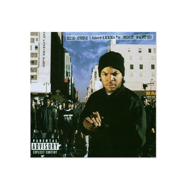 Ice Cube - Amerikkka's MOST WANTED (LP)