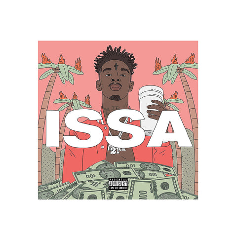21 Savage - Issa Album (LP)