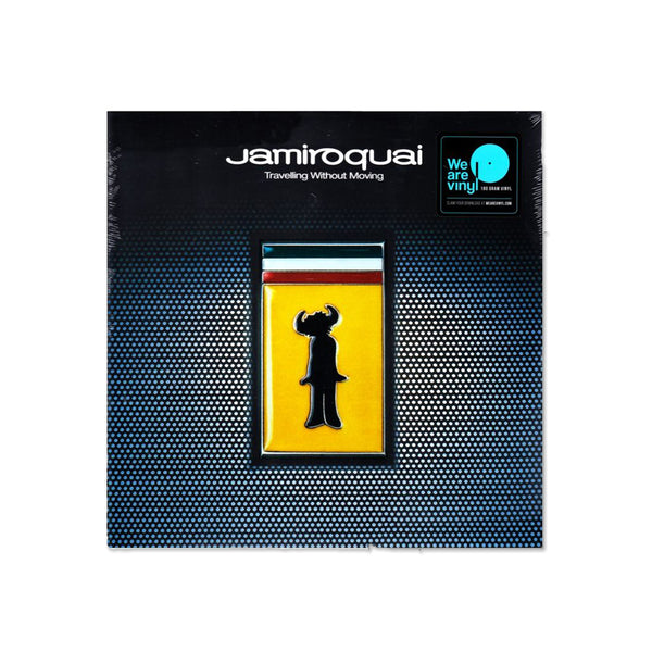 Jamiroquai - Travelling Without Moving (LP)