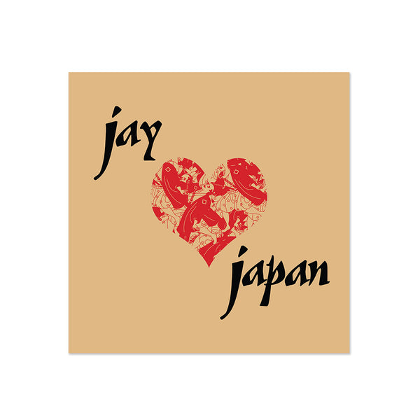 J Dilla - Jay Love Japan (LP)