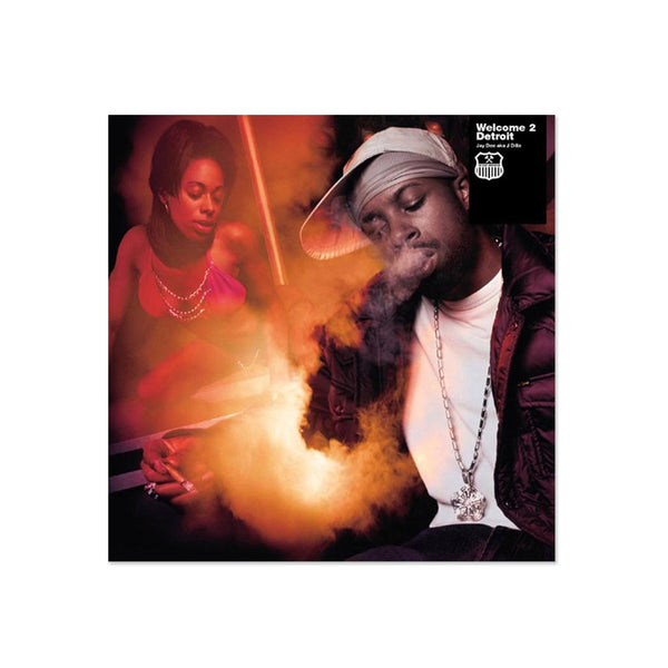 J Dilla - Welcome 2 Detroit Instrumentals (LP)