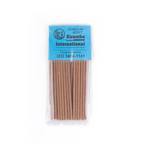 Kuumba - Mini Incense (Jamaican Night)