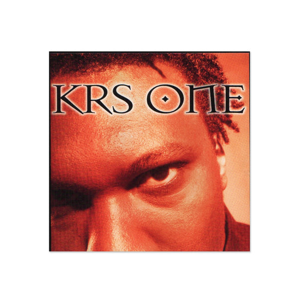 KRS ONE - Self Tittled (LP)