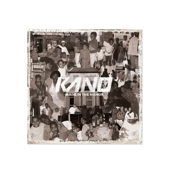 Kano - Made in the Manor (LP)