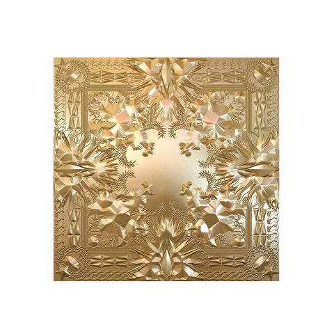 Jay-Z  & Kanye West - Watch The Throne (LP)