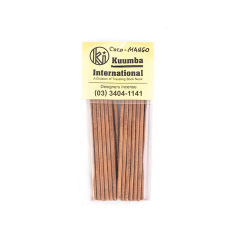Kuumba - Mini Incense (Coco-Mango)