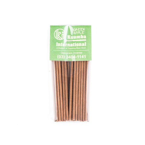 Kuumba - Mini Incense (Green Apple)