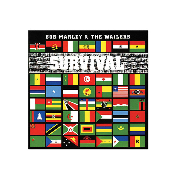 Bob Marley & The Wailers - Survival (LP)