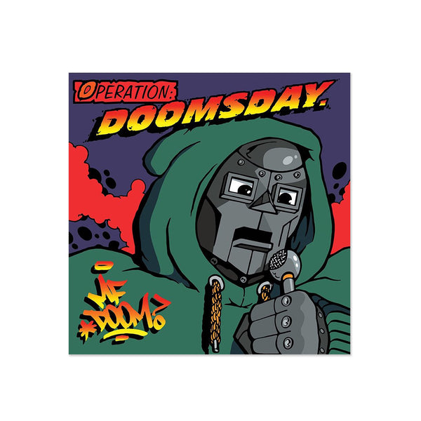 MF Doom - Operation: Doomsday (LP)