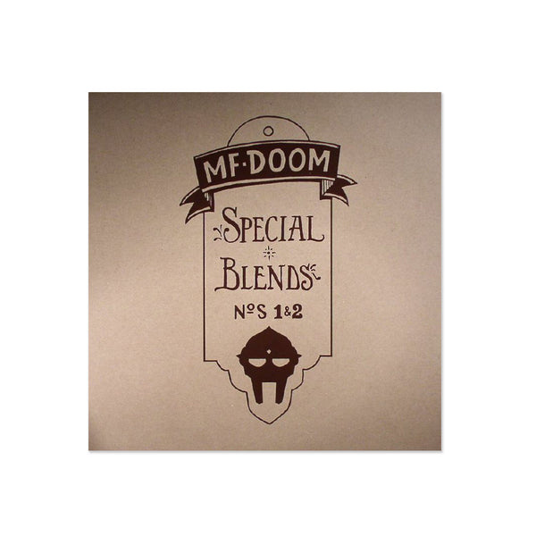 MF Doom - Special Blends No. 1 & 2 (LP)