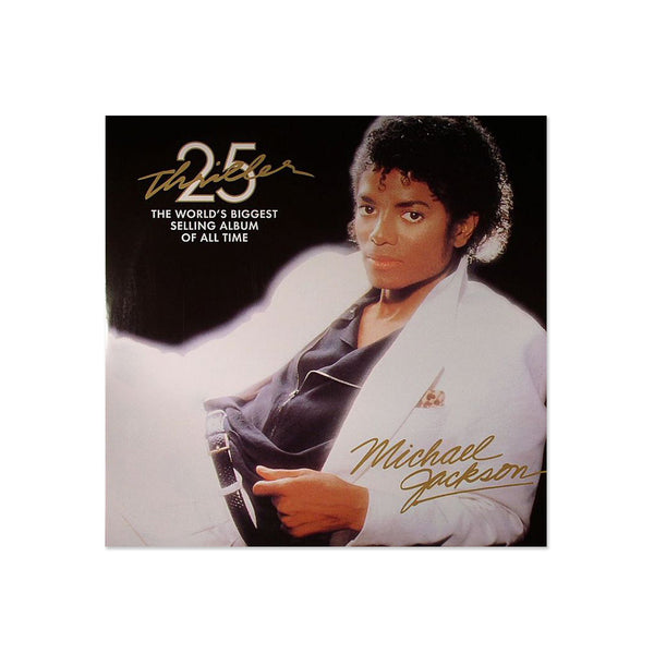 Michael Jackson - Thriller 25th Anniversary Edition (LP)