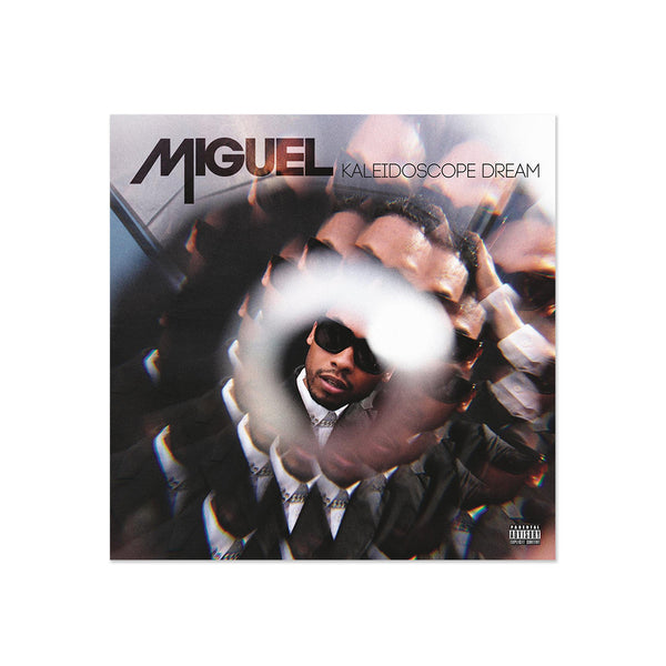 Miguel - Kaleidoscope Dream (LP)