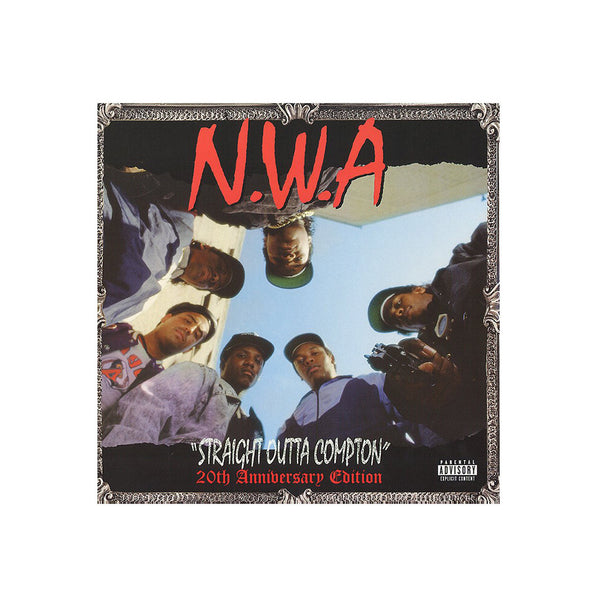 N.W.A - Straight Outta Compton 20th Anniversary Edition (LP)