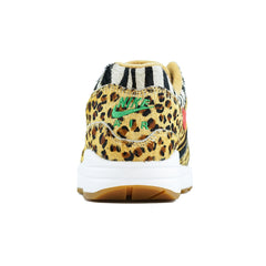Nike - Air Max 1 DLX 'Atmos Animal Pack 2.0' (Wheat/Sports Red-Bison Bleat/Bison/Rogue Sport)