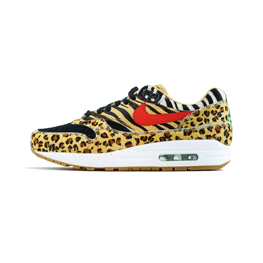 68512e4a4fef Nike - Air Max 1 DLX  Atmos Animal Pack 2.0  (Wheat Sports Red-Bison ...