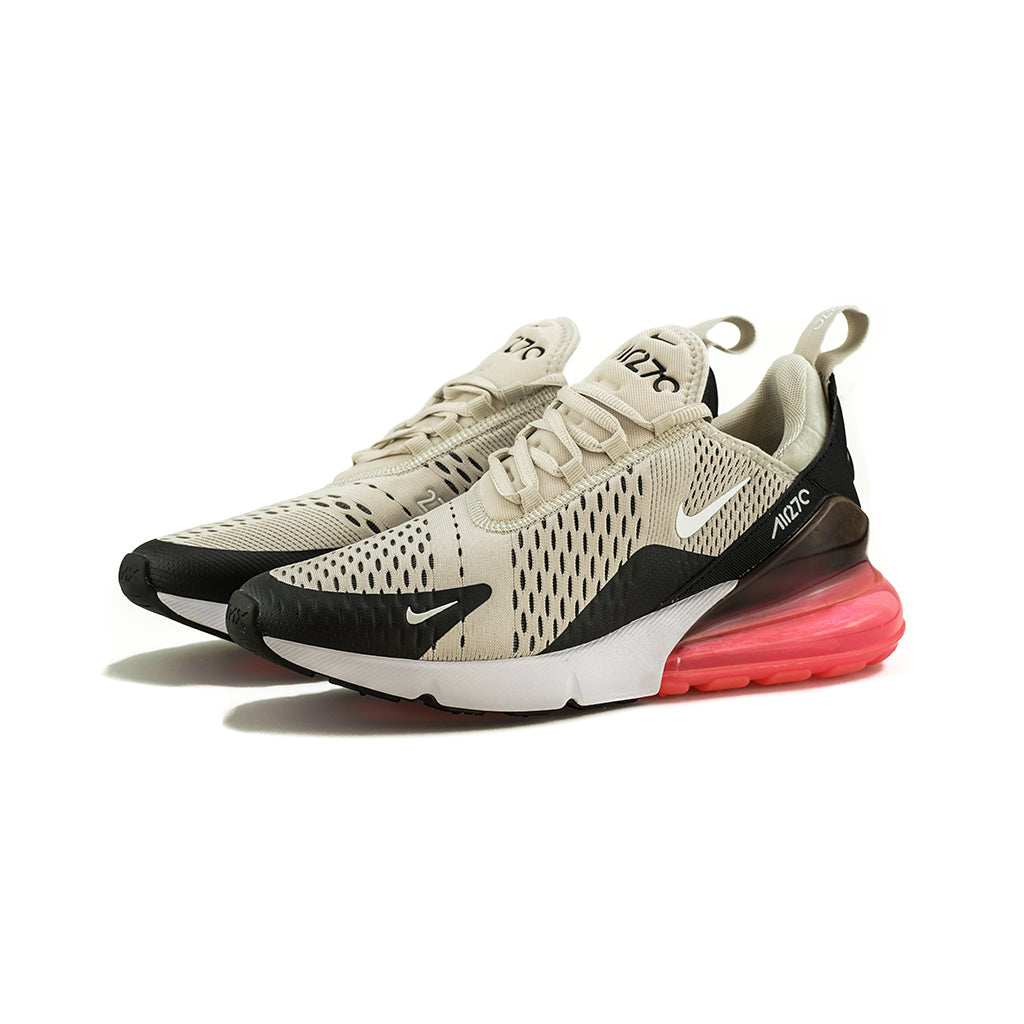 d10ec5f4a1c4b Nike Air Max 270 Light Bone Hot Punch