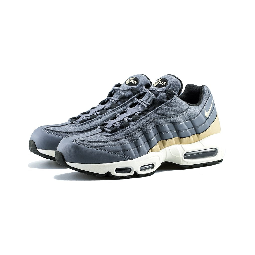 27863cfc495b8 Nike - Air Max 95 PRM (Cool Grey Mushroom-Deep Pewter) – amongst few