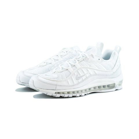 Nike - Air Max 98 (White/Pure Platinum-Black)